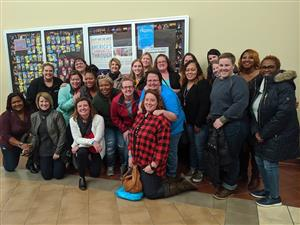 Teachers attend conference