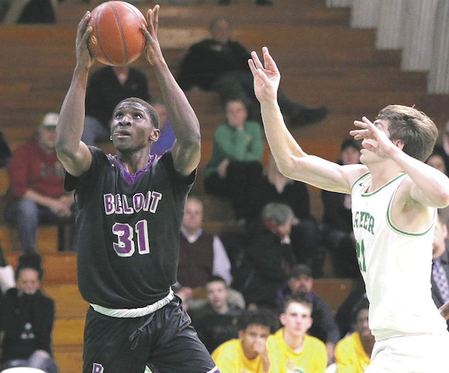 BMHS Senior, Azeez Ganiyu, Commits to Beloit College