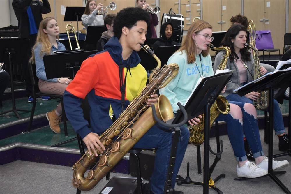 Enjoy this Video - Wynton's Top 25 Moments from Essentially Ellington - Featuring the 2016 BMHS Jazz Band