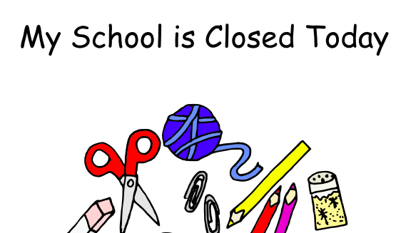 Children's Story: My School is Closed