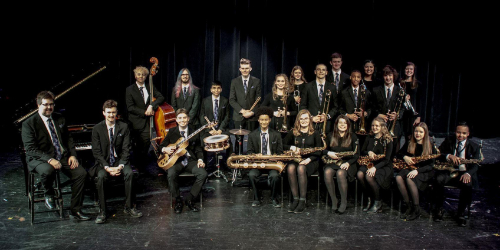 BMHS Jazz Band scores awards in virtual competition