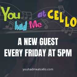 BMHS Orchestra teacher Hannah Filipiak Featured on You Had Me at Cello Podcast