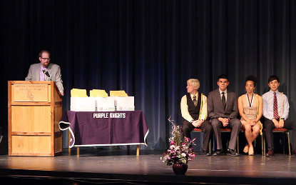 BMHS Senior Awards