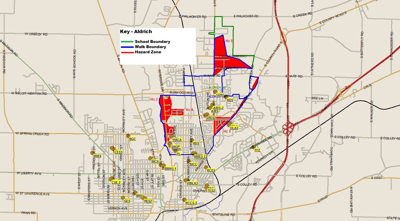 Business Services Transportation - Maps k12 wi us pages merrill area